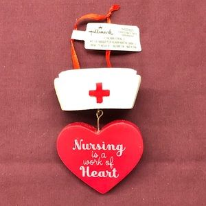Hallmark Nurse Ornament